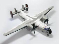 Murph's Models - Grumman C-2 Greyhound