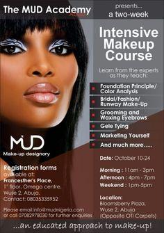 Makeup Artist Flyer - Word Template & Publisher Template ...