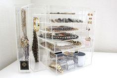 LUX Jewelry Box