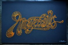 Amazeballs – Who Shot The Serif - Luke Lucas – Typographer | Graphic Designer | Art Director