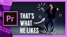 Create a scribble animation in Premiere Pro from the Bruno Mars music video That's what I like. Learn how to draw and animate shapes without plugins. Last week we did a tutorial on compositing in Premiere Pro. This was based on the