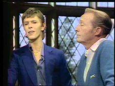 Bing Crosby And David Bowie - Little Drummer Boy (Original Video)