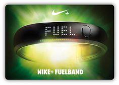 Nike FuelBand.