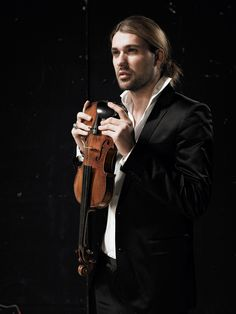 David Garrett: The native of Aachen, son of a German jurist and an American prima ballerina, can allow himself to sound out the limits.