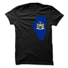 New York and IllinoisNew York and Illinois! Best for you.Shirt, Shirts, New Your shirt, Illinois shirt