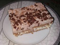 Γλυκό ψυγείου με μπισκότα και σοκολάτα φουντουκιού! Tiramisu, Ethnic Recipes, Food, Essen, Meals, Tiramisu Cake, Yemek, Eten