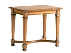 Shop for Chaddock Country English Rectangular Side Table, CE2083, and other Living Room Tables at Chaddock in Morganton, NC. Country English Rectangular Side Table.