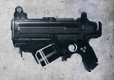 Speed painted gas SMG by torvenius.deviantart.com on @DeviantArt