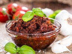 Healthy Sun-Dried Tomato Pesto Recipe