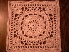 Ravelry: Birthday Flower Square pattern by Chris Simon