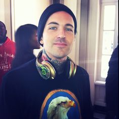 His Beats though! #Camo #Yelawolf