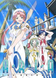 Animes-Mangas-DDL | Aria S2 VOSTFR