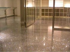flooring Glitter Floor Tile Sparkle - Wohn-Ideen -epoxy flooring Glitter Floor Tile Sparkle - Wohn-Ideen - Online Shop 13 edges beveled Crystal Diamond Shining Mirror Glass Mosaic Tiles for showroom wall sticker KTV Display cabinet DIY decorate Stained Concrete, Concrete Floors, Epoxy Floor, Tile Floor, Glitter Floor, My Dream Home, Bedroom Decor, House Design, Interior Design