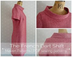 MAVEN PATTERNS_THE FRENCH DART SHIFT