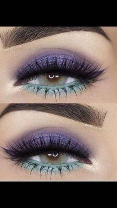 Gorgeous Makeup: Tips and Tricks With Eye Makeup and Eyeshadow – Makeup Design Ideas Eye Makeup Art, Eye Makeup Remover, Fall Makeup, Skin Makeup, Makeup Inspo, Eyeshadow Makeup, Makeup Inspiration, Makeup Tips, Beauty Makeup