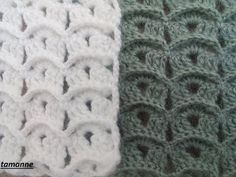 Tığ İşi 3 Boyutlu Merdivenler Örgü Modeli - YouTube Boho Crochet, Crochet Motif, Crochet Shawl, Crochet Baby, Free Crochet, Crochet Stitches Patterns, Stitch Patterns, Crochet Tablecloth, Crochet Videos