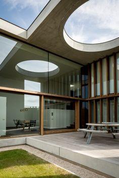 villa M | oostduinkerke - Projects - CAAN Architecten / Gent