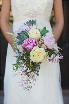 Love the jasmine in this bouquet