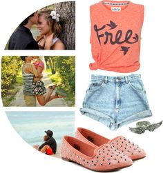 """""""FREEDOM"""" by mannu-torres ❤ liked on Polyvore"""
