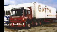Mercedes Truck, Mercedes Benz, Vintage Trucks, Old Trucks, Commercial Vehicle, Scotland, Vans, Europe, Vehicles