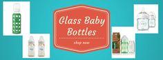 Glass Baby Bottles