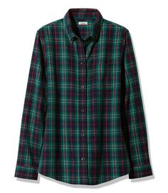 Scotch Plaid Shirt, Relaxed