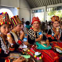 International Convention in MYANMAR :) Sisters enjoying ice cream :-) Jw News, Public Witnessing, Jw Convention, Jw Ministry, Matthew 24 14, Kingdom Hall, Everlasting Life, Jehovah's Witnesses, Happy People