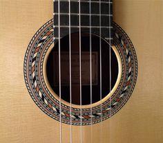 2007 Dupont Guitars Prelude - Classical Guitar - Custom Rosette