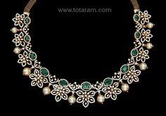 Diamond Jhumkas, Diamond Jewellery, Gold Jewelry, South Sea Pearls, Gold Polish, 18k Rose Gold, Necklace Designs, Indian Jewelry, Colored Diamonds