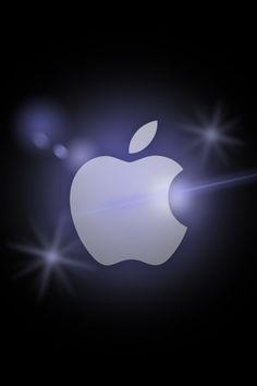 iPhone Wallpaper - Apple Lens Flare by ~mblode on deviantART