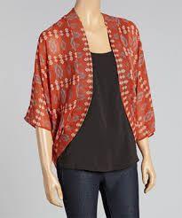 Image result for shrug garment