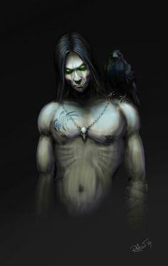 Necromancer by RNAcid.deviantart.com on @DeviantArt