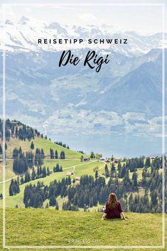 Reise-Tipp Schweiz: Die Rigi, Königin der Berge, Zentralschweiz und Region Luzern Reisen In Europa, Park Hotel, All Over The World, Outdoor, Explore, Mountains, Seen, International Food, Travel Inspiration