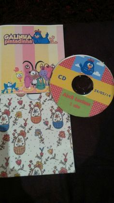 CD recuerdo piñata