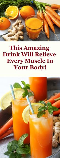 Intense physical activity requires proper body hydration, and if you want to avoid sore muscles and at the same time lose all that excess fat and water, you need to take in the proper amount of liquids. Therefore, in this article we shall present you a recipe for an amazing drink which will alleviate every muscle in your body and prevent cramps.