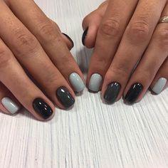 Colorful nails Extraordinary nails Festive nails Insanely beautiful nails Interesting nails January nails Multi-color nails New years nails Yellow Nails Design, Pink Nail Designs, Short Nail Designs, Best Nail Art Designs, Nail Polish Designs, Gel Nails At Home, New Year's Nails, Fun Nails, Beginner Nail Designs