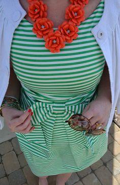 Julie Leah: A life & style blog // North v. South: Emerald