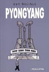 Pyongyang / Guy Delisle / L'Association