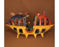 Boat by Candelario Medrano