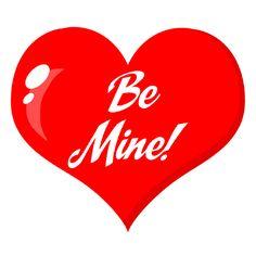 Be Mine Heart~ valentine's Day