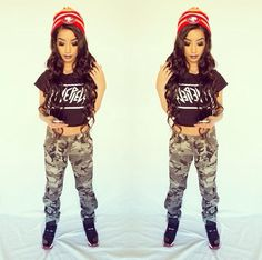 bred 11s swag chicks in kicks hangtime sports girl thug outfit cute