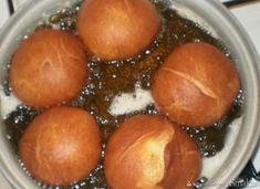 Rewelacyjne domowe pączki (zawsze się udają) :-) - przepis ze Smaker.pl Pretzel Bites, Food And Drink, Bread, Cookies, Fruit, Haha, Kitchens, Baking, Biscuits