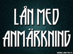 Besök denna webbplats http://lanzon.se/lana-pengar-med-betalningsanmarkning/ för mer information om lån med anmärkning.