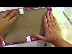 ▶ Paper Bag Journal - YouTube