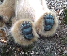 bear Dexter by By Anna Rudenko   Bear Pile