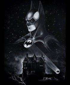 Batman Returns Fan Art