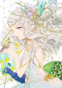Image in manga/anime✌ collection by Yao Yao on We Heart It Manga Girl, Art Manga, Anime Art Girl, Manga Drawing, Manga Anime, Pretty Anime Girl, Beautiful Anime Girl, I Love Anime, Kawaii Anime