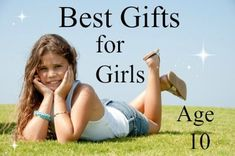 Here you will find the Best toys & Gifts for 10 year old girls. These are the toys that creates fun in our house, our 10 year old loves them!! Top Gifts For Girls, Cool Toys For Girls, Birthday Gifts For Girls, Games For Girls, Girl Gifts, Girl Birthday, Baby Gifts, Birthday Cake, 10 Years Girl