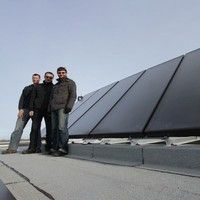 70. Solar hot water is dead, long live domestic solar hot water by greenenergyfutures on SoundCloud