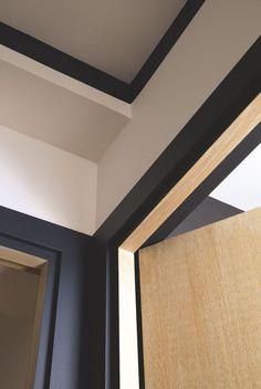 Appartement Paris place des ternes : 230 transformés The art of detail represented by the black k